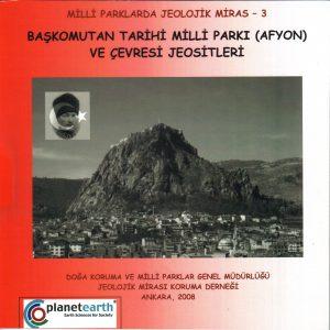 Başkomutan Tarihi Milli Parkı ve Çevresi Jeositleri