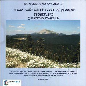Ilgaz Dağı Milli Parkı ve Çevresi Jeositleri
